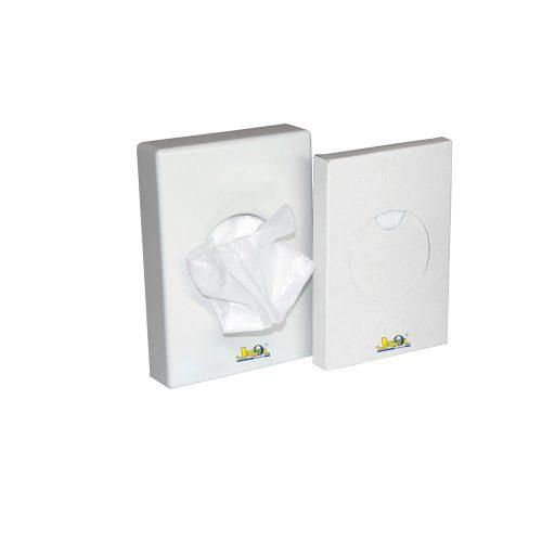 Dispenser rezerve pungute polietilena pentru tamp. igienice feminine