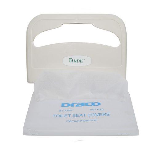 Dispenser rezerva hartie protectie colac wc
