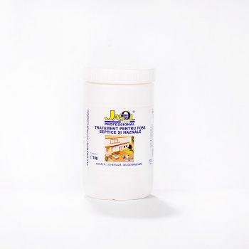 Tratament pentru fose septice si haznale
