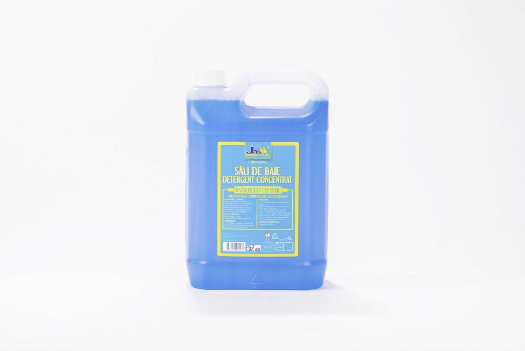 Detergent concentrat sali de baie - bath toilet
