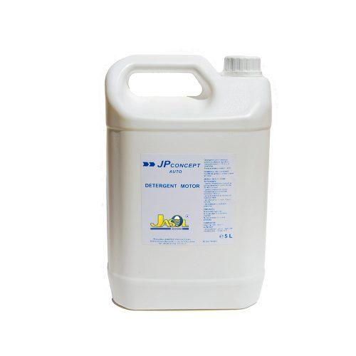 Detergent motor