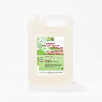 Detergent suprafete multiuz(eticheta ecolabel)