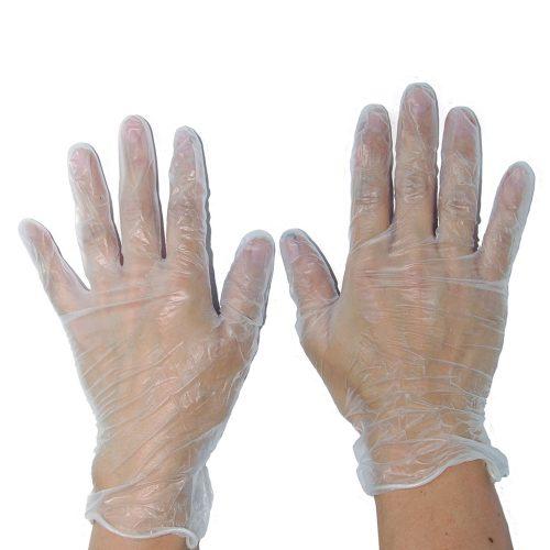 Manusi ambidextre din vinil
