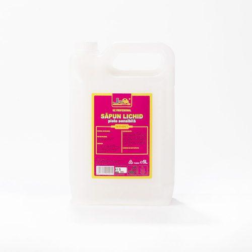 Sapun lichid pentru piele sensibila